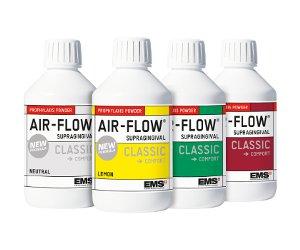 AIR-FLOW — ПОРОШОК-СОДА ДЛЯ ПОЛИРОВКИ И УДАЛЕНИЯ