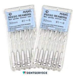 Peeso Reamers (Пьезо Римеры) Mani - упаковка 6 шт