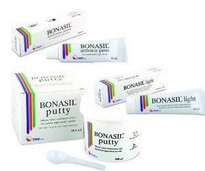 Бонасил (Bonasil) - С-силиконовый оттискной материал