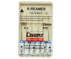 K-Reamer - эндодонтичексий инструмент для прочистки зубного канала