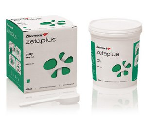 Зета Плюс (ZetaPlus) - С-силиконовая оттискная масса